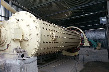 What Kinds Of Ways Of Discharging Ore Do Rod Mill Have