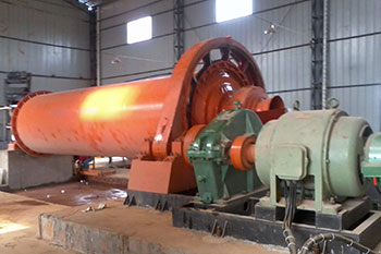 China Wet Ball Mill Manufactures Suppliers Factory