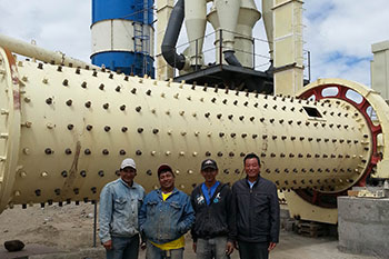 Mining Processing Equipment From China Samac