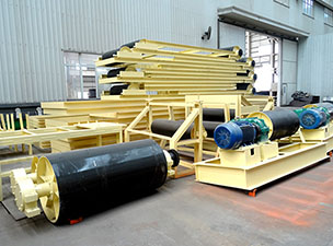 Belt Conveyors Manufacturers Suppliers Distributors