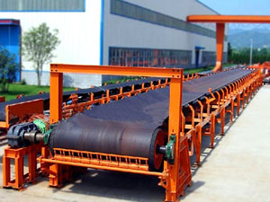 Rubber Belt Fabric Steel Cord Solid Woven Conveyor Belt