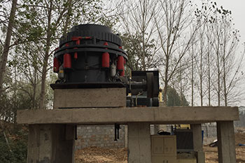 Hydraulic Gold Ore Crusher For Sale