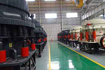 Hpc Cone Crusher Featurestechnicalapplication Crusher
