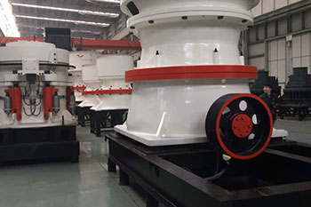 Ft Cs Cone Crushers For Sale India