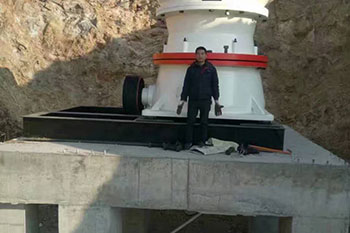 Symons 3 Ft Standard Cone Crusher