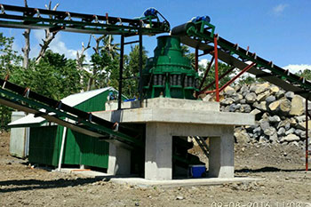 Used Symons 7 Ft Standard Cone Crusher For Sale Symons