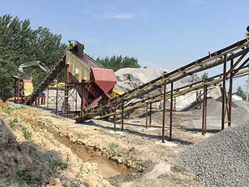 Double Stage Four Roll Coal Crusher In India