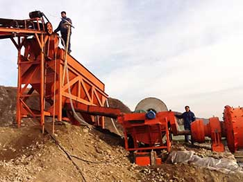 Used Crushing Bucket Crusher Use
