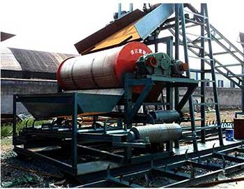 Concrete Batching Plant Crushed Gravel For Sale