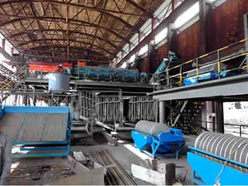 New Dawn Engineering Glass Crusher