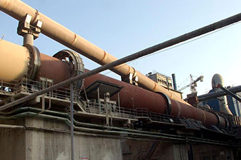 rotary dryer with de agglomeration almo process technology