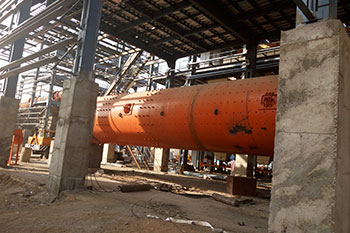 36M Rod Mill Maintenance Methodcement Production