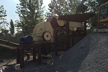 Jaw Crusher Ce Marking