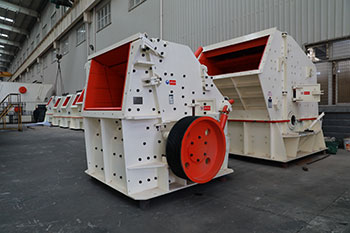Pcl Vertical Impact Crusher