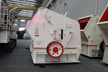 Chrome Ore Movable Impact Crusher