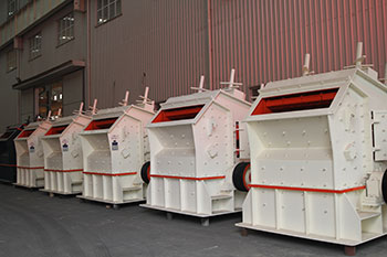 How Does A Impact Crusher Work Protable Plant