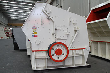 Pcl Impact Crusher Working