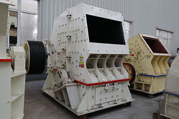 Pcl Vertical Shaft Impact Crusher Home