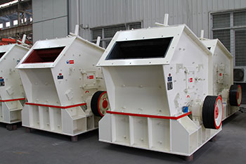 R1100ds Trackmounted Impact Crusher Rockster North
