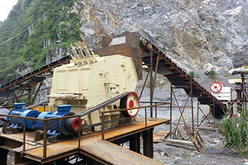 4043T Portable Impact Crusher Screen Machine Industries