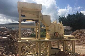 Impact Crusher Consturction