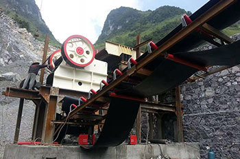 Artificial Sand Crushing Plant