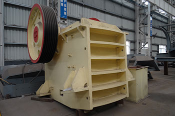 How A Stone Crusher Operates