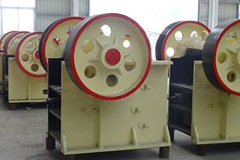 Construction Function And Use Of Jaw Crusher