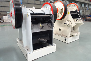 Cause Of Crankshaft Failure In Jaw Crusher