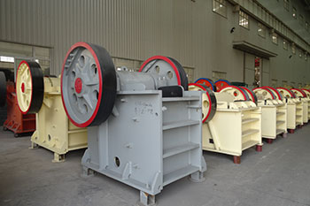 Pe Jaw Crusher Sand Making Machine