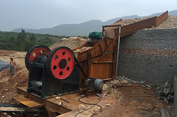 Hj Jaw Crusher Jaw Crusher