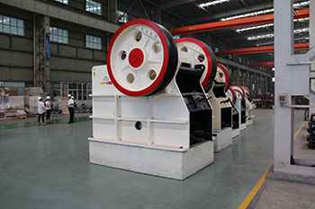 Shanghai Zenith Minerals Co Ltd Jaw Crusher Impact