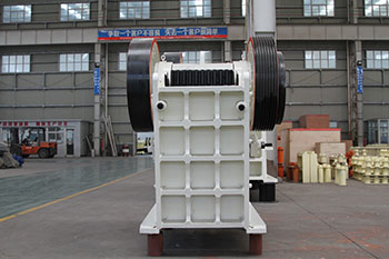 Drying Operation Of Cone Crusher Hxjq Mining Machine