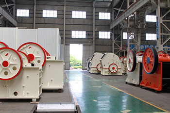 How Flywheel On A Jaw Crusher Affect Bearings