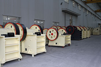 Problems With Jaw Crusher