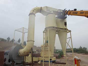 Application Of Gyratory Cone Crusher