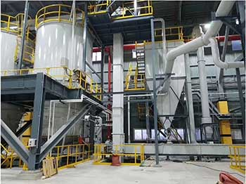 Hydrocyclone In Silica Sand Processing Jxsc Machine