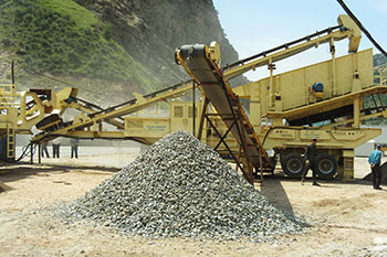Mobile Crusher Plant Working Process For Recycling