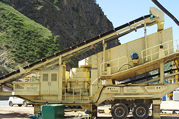 Demolition Waste Mobile Crushing Plant