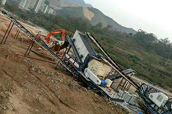 For Rental Mobile Stone Crusher Plant In Chennai