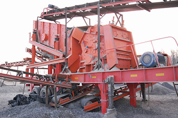 Mobile Stone Crusher Illinois