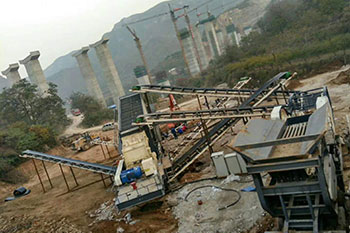 Mobile Crusher Plant For Construction Waste