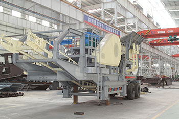 Cone Crusher For Solid Waste Treatment