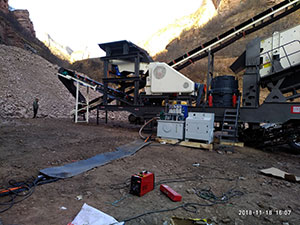 mobile crusher plant for construction waste in kenya