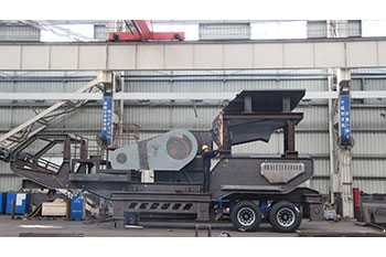 Mobile Crushers For Iron Ore In Kenya