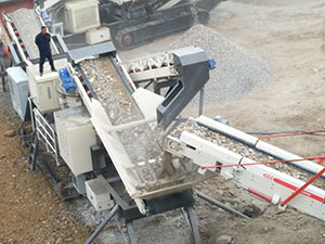 Mobile Tracked Crushing Equipment Supply