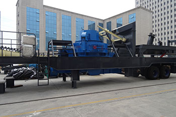 Portable Crusher For Rentconstruction Concrete Waste