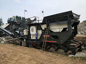 Resource Utilization Of Construction Waste Mobile Crusher