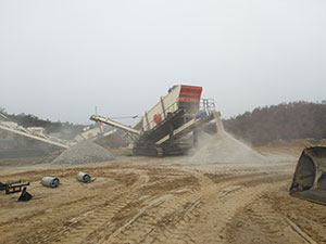 South African Mobile Crushers And Screening Stone
