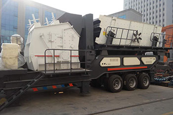 Sbm Mobile Crushing Plant In Kenyaballast Stone Crusher